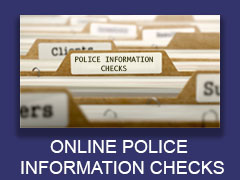 Police Information Check